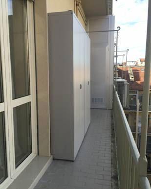 Armadi da esterno - Armadi da balcone ikea ...